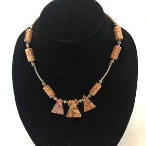 Jewelry - FINAL PRICE  Handmade Southwestern Stone Necklace